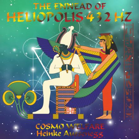 Heliopolis - Cosmo Welfare - Heinke Aussenegg