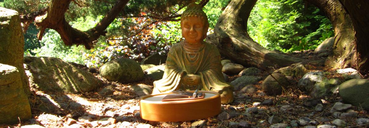 Buddha mit Sansula
