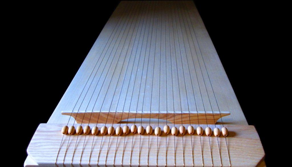 Monochord Stimmoliven