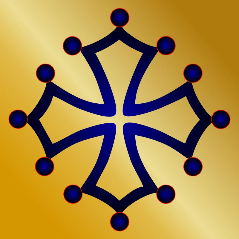 Kreuz der Katharer