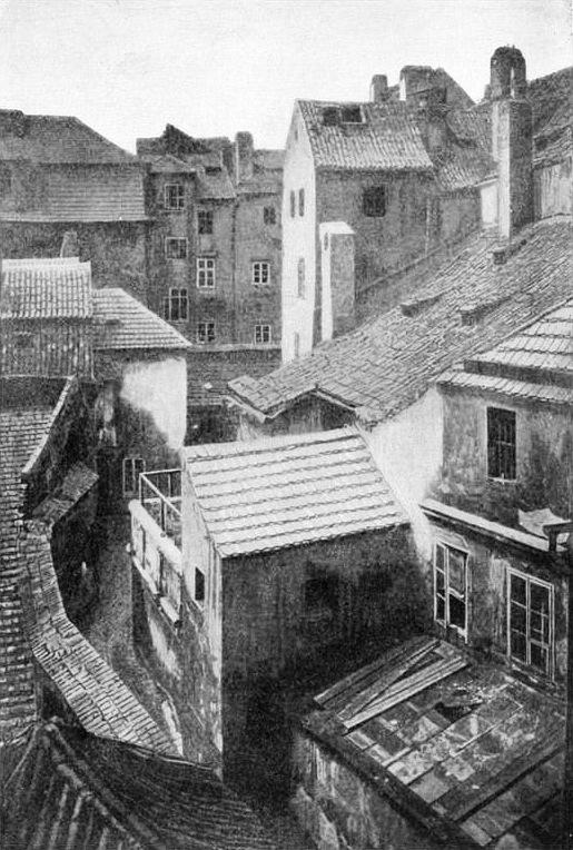 Prag - Jüdisches Viertel